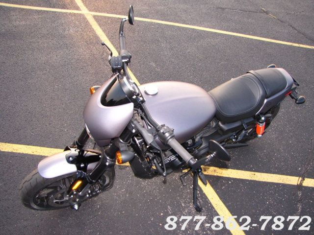 2017 Harley-Davidson STREET ROD 750 XG750A STREET ROD XG750 McHenry, Illinois 31