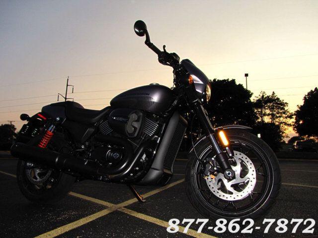 2017 Harley-Davidson STREET ROD 750 XG750A STREET ROD XG750 McHenry, Illinois 35