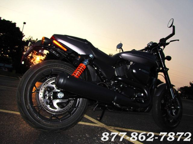 2017 Harley-Davidson STREET ROD 750 XG750A STREET ROD XG750 McHenry, Illinois 40