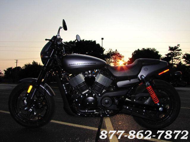 2017 Harley-Davidson STREET ROD 750 XG750A STREET ROD XG750 McHenry, Illinois 41