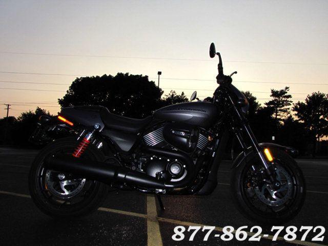 2017 Harley-Davidson STREET ROD 750 XG750A STREET ROD XG750 McHenry, Illinois 42
