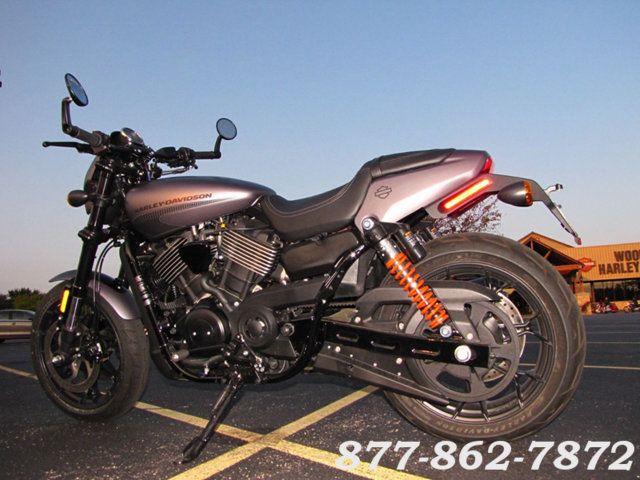 2017 Harley-Davidson STREET ROD 750 XG750A STREET ROD XG750 McHenry, Illinois 5