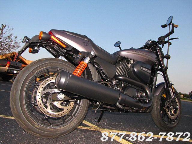 2017 Harley-Davidson STREET ROD 750 XG750A STREET ROD XG750 McHenry, Illinois 7
