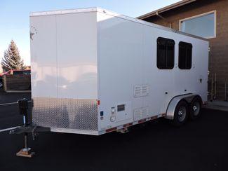 2017 Harmar Dixie Star 2 Horse Trailer Living Quarters Bend, Oregon 1