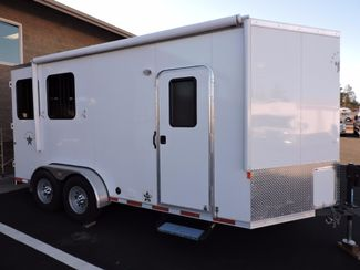 2017 Harmar Dixie Star 2 Horse Trailer Living Quarters Bend, Oregon 2