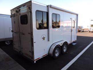 2017 Harmar Dixie Star 2 Horse Trailer Living Quarters Bend, Oregon 3