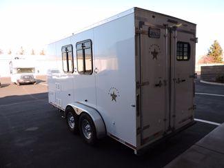 2017 Harmar Dixie Star 2 Horse Trailer Living Quarters Bend, Oregon 4