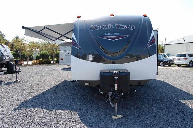 2018 Heartland NORTH TRAIL 33BKSS CALIBER EDITION   in Charleston, SC