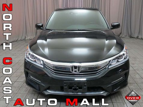 2017 Honda Accord EX-L V6 in Akron, OH