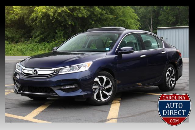 2017 Honda Accord EX Mooresville , NC 0