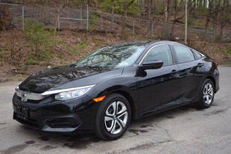 2017 Honda Civic LX Naugatuck, Connecticut