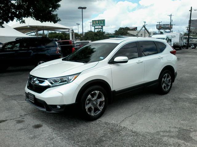 2017 Honda CR-V EX San Antonio, Texas 2