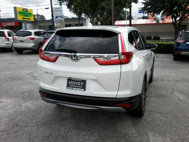 2017 Honda CR-V EX San Antonio, Texas 8