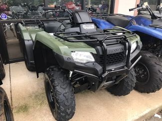 2017 Honda Rancher 4 x4 - John Gibson Auto Sales Hot Springs in Hot Springs Arkansas