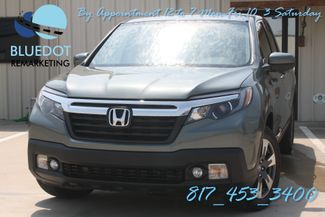2017 Honda Ridgeline RTL-T | NAVIGATION-LEATHER-LANE ASSIST- in Mansfield, TX