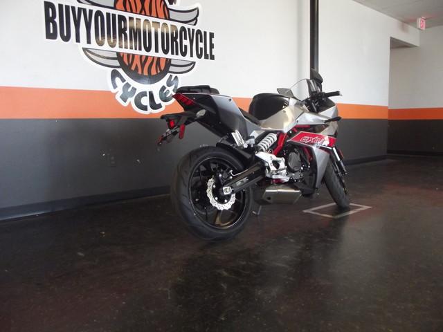 2017 Hyosung EXIVr 250 Arlington, Texas 2