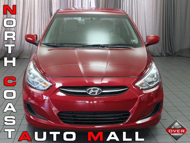 Used 2017 Hyundai Accent, $11593