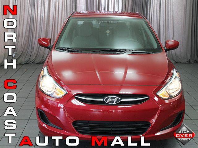 Used 2017 Hyundai Accent, $10993