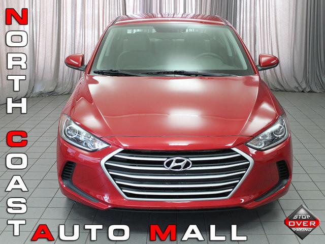 Used 2017 Hyundai Elantra, $13493
