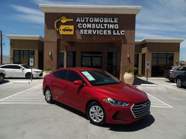 2017 Hyundai Elantra SE Bullhead City, Arizona 0