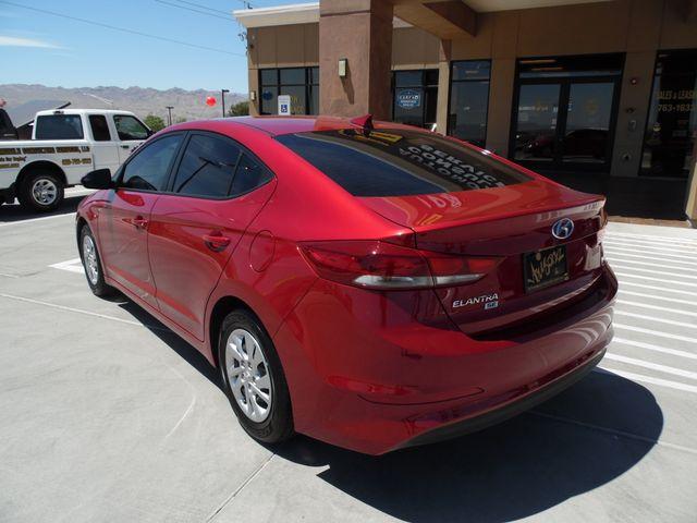 2017 Hyundai Elantra SE Bullhead City, Arizona 5