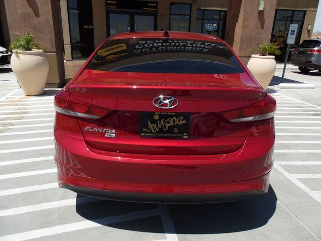2017 Hyundai Elantra SE Bullhead City, Arizona 6