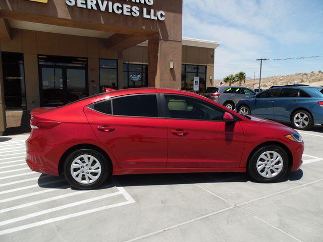 2017 Hyundai Elantra SE Bullhead City, Arizona 8