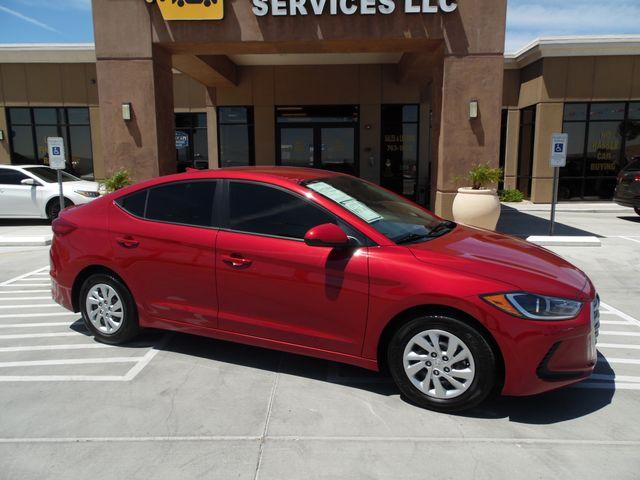 2017 Hyundai Elantra SE Bullhead City, Arizona 9