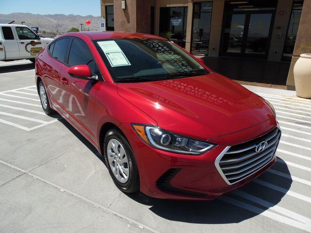 2017 Hyundai Elantra SE Bullhead City, Arizona 10