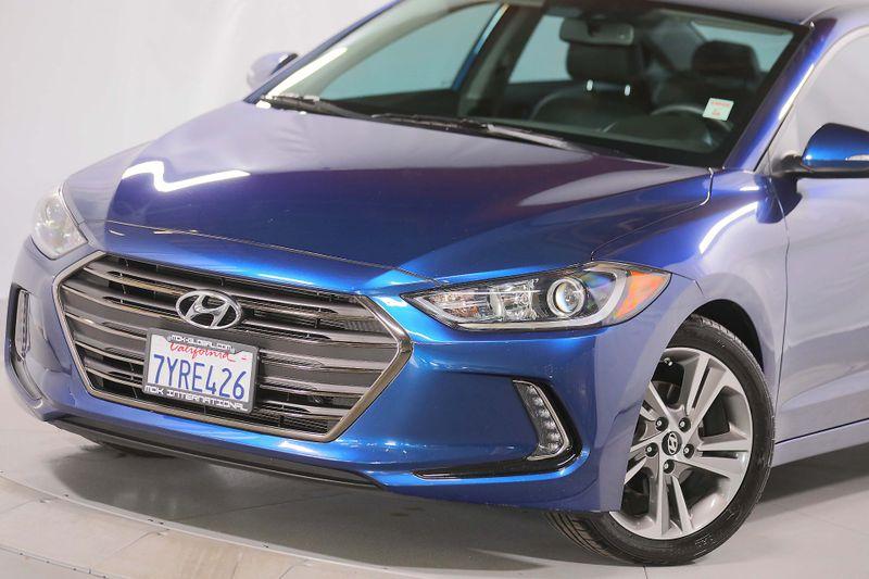 2017 Hyundai Elantra Limited - Tech pkg - Navigation  city California  MDK International  in Los Angeles, California