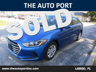 2017 Hyundai Elantra SE | Clearwater, Florida | The Auto Port Inc in Clearwater Florida