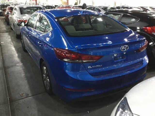 2017 Hyundai Elantra SE Richmond Hill, New York 2