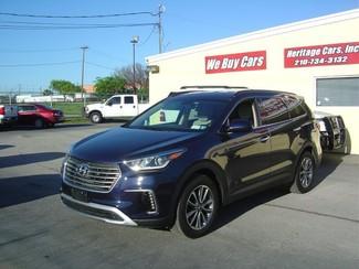 2017 Hyundai Santa Fe SE San Antonio, Texas 1