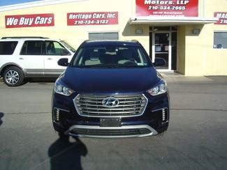 2017 Hyundai Santa Fe SE San Antonio, Texas 2