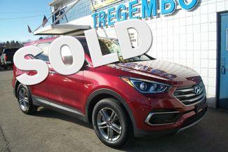 2017 Hyundai Santa Fe Sport AWD 2.4L Bentleyville, Pennsylvania