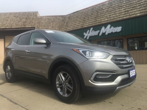 2017 Hyundai Santa Fe Sport 2.4L in Dickinson, ND
