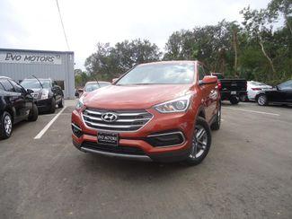 2017 Hyundai Santa Fe Sport SEFFNER, Florida 4