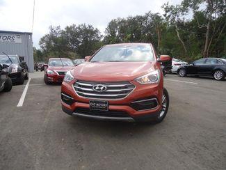 2017 Hyundai Santa Fe Sport SEFFNER, Florida 5