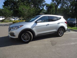 2017 Hyundai Santa Fe Sport 2.4L SEFFNER, Florida 4