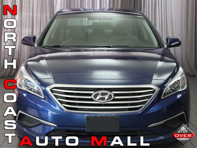Used 2017 Hyundai Sonata, $15653