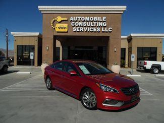 2017 Hyundai Sonata Sport Bullhead City, Arizona