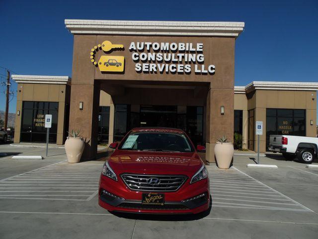 2017 Hyundai Sonata Sport Bullhead City, Arizona 1