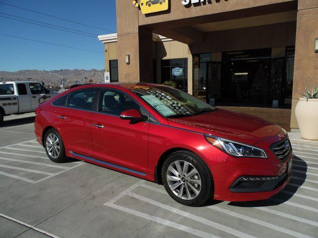 2017 Hyundai Sonata Sport Bullhead City, Arizona 10