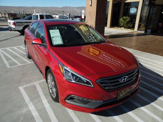 2017 Hyundai Sonata Sport Bullhead City, Arizona 11
