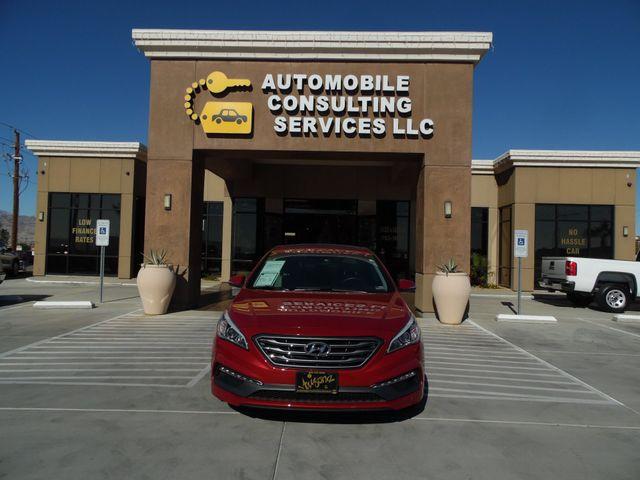 2017 Hyundai Sonata Sport Bullhead City, Arizona 2