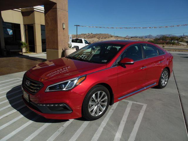 2017 Hyundai Sonata Sport Bullhead City, Arizona 3