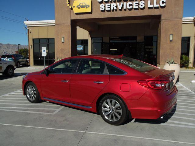2017 Hyundai Sonata Sport Bullhead City, Arizona 5
