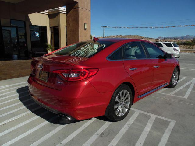 2017 Hyundai Sonata Sport Bullhead City, Arizona 8