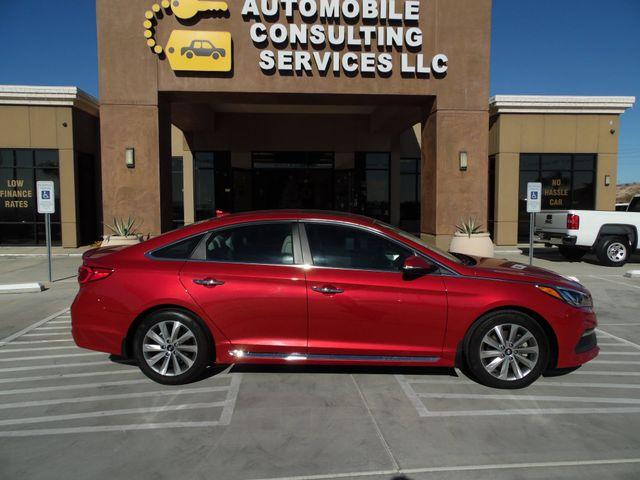 2017 Hyundai Sonata Sport Bullhead City, Arizona 9