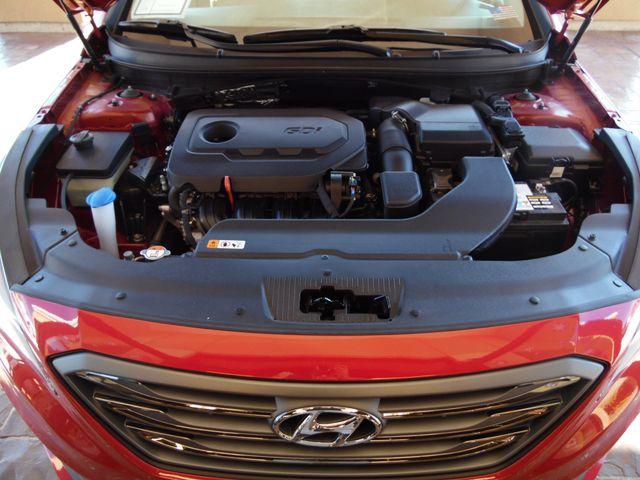 2017 Hyundai Sonata Sport Bullhead City, Arizona 34